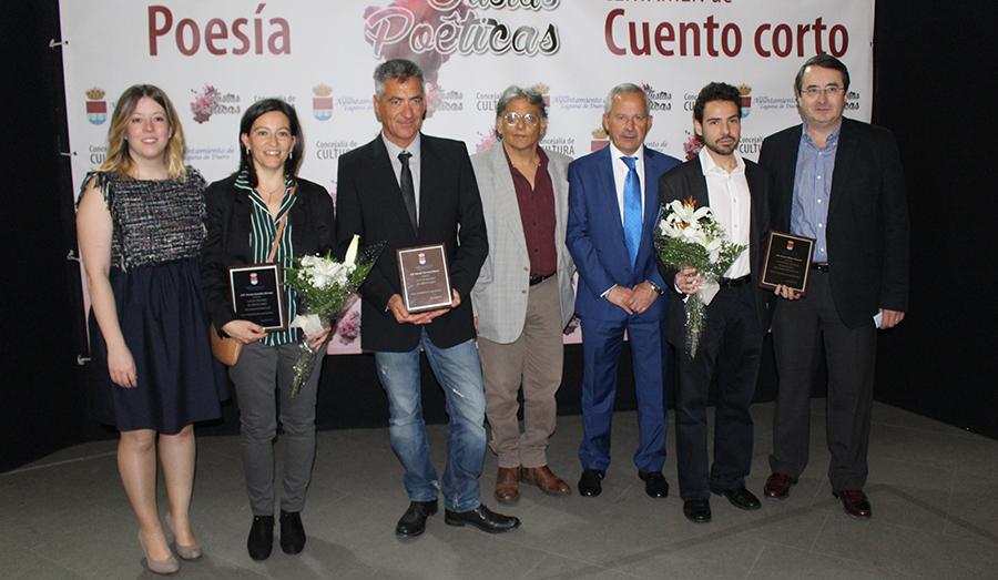 La Gala de los premios literarios rinde homenaje a los escritores vallisoletanos