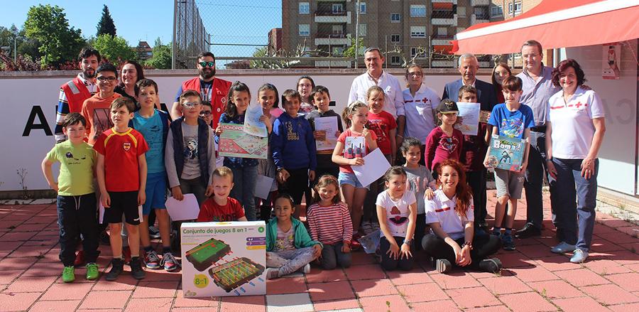 Cruz Roja Juventud fomenta el respeto al Medio Ambiente con los premios 'Juega Limpio'