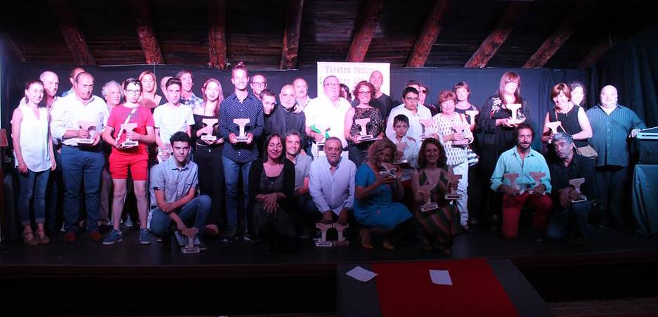 Athenea Musical arrasa en los Premios de la XVIII Muestra Nacional de Teatro Aficionado de La Seca