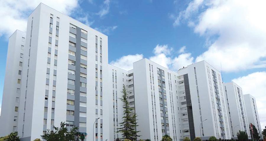 Finalizan las obras de rehabilitación para la mejora de la eficiencia energética del distrito de Torrelago