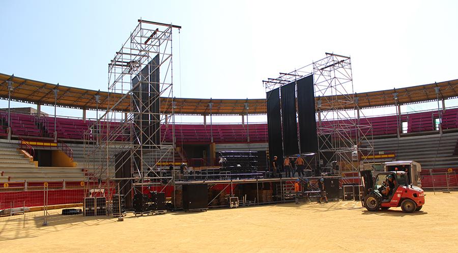 Todo listo para el acontecimiento musical del verano en Laguna