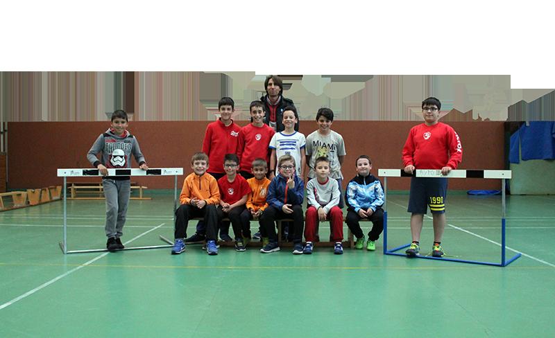 El Club Atletismo Laguna, ejemplo de cantera con presente y futuro