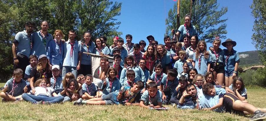 El Grupo Scout Laguna abre sus puertas a nuevos integrantes