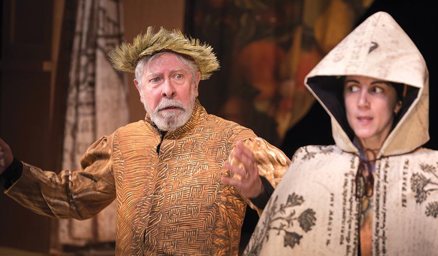 Nao d'Amores lleva la mejor comedia renacentista a la Casa de las Artes