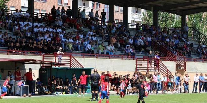 El C.D. Laguna y el Atlético Laguna, enfrentados por el reparto de horas en los campos de fútbol