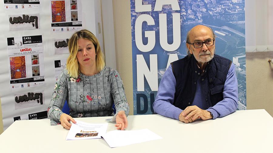 Andrés Coello lleva a Laguna su exposición sobre el deterioro medioambiental