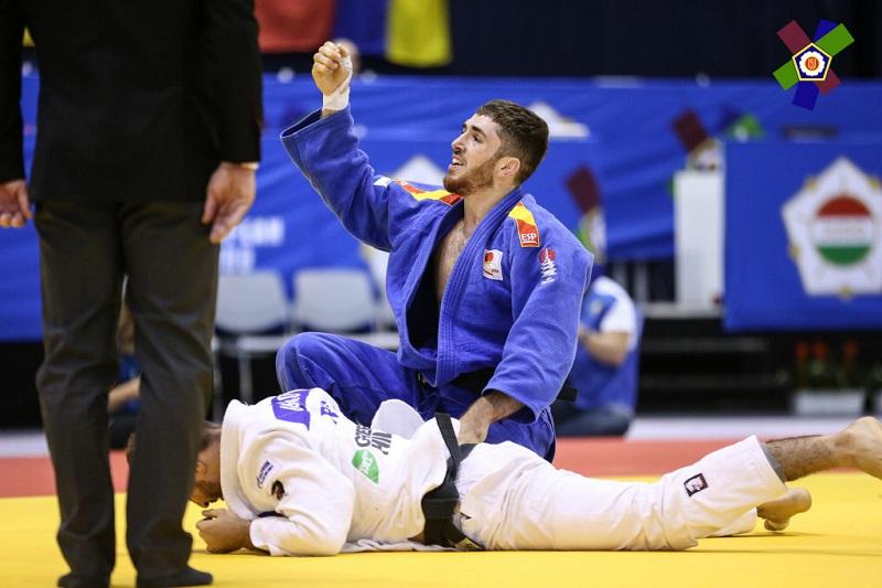Alberto Gaitero, campeón de Europa Sub 23