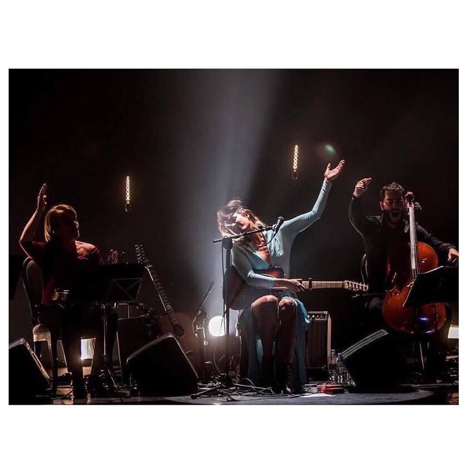 Suspendido el concierto de Maika Makovski por enfermedad de la artista