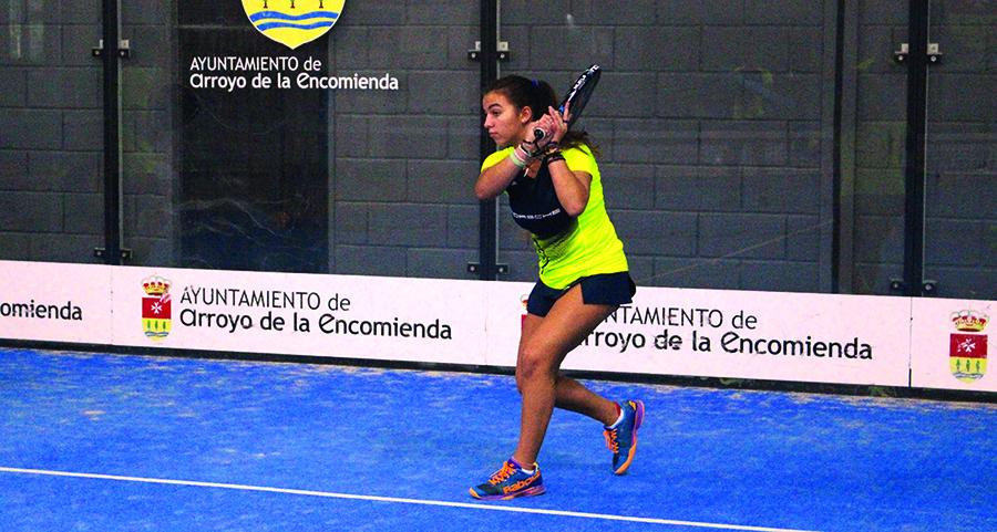 Lucía Rodríguez, una jugadora con carácter en busca de llegar al WPT