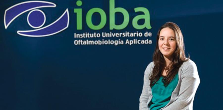 """Sara Galindo: """"Las alternativas basadas en las células madre ofrecen resultados prometedores en oftalmología"""""""
