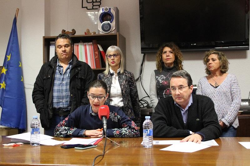 El PSOE de Laguna propone construir unas nuevas piscinas en la zona sur de la localidad