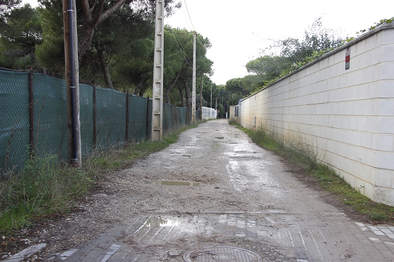 Las obras de asfaltado en el Pinar de Antequera arrancarán este lunes