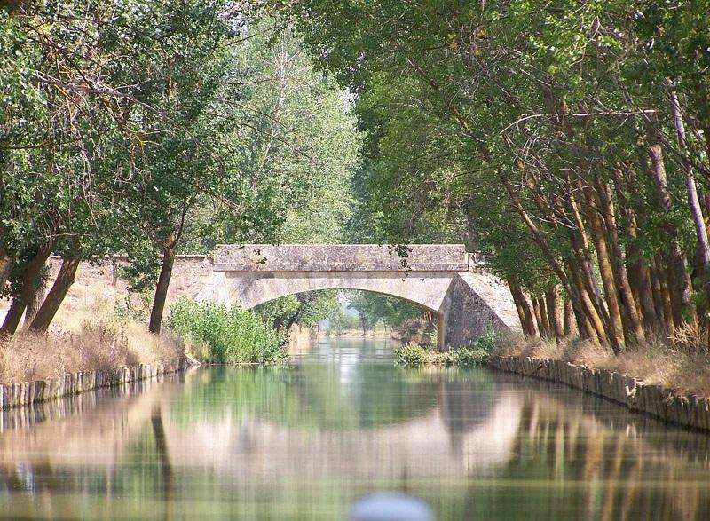 El Canal de Castilla: Historia, venturas y desventuras, a cargo de Jesús Anta Roca