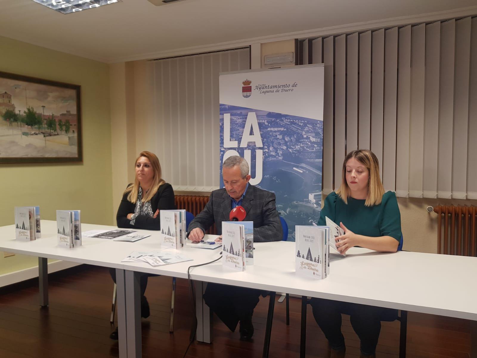 """Laguna presenta una programación navideña """"participativa y para todos los públicos"""""""