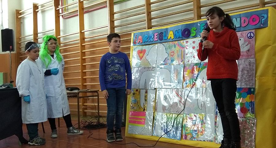 El CEIP Miguel Hernández celebra el Día de la Paz con diversas actividades