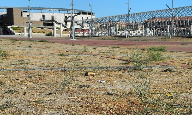 El PP de Laguna pide la ejecución de un nuevo campo de fútbol en el Real de la Feria