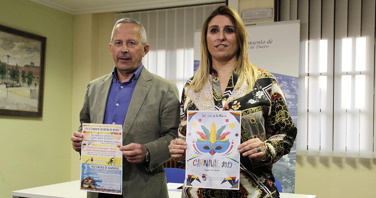 """El Ayuntamiento presenta un programa de Carnaval """"variado y para todos los públicos"""""""