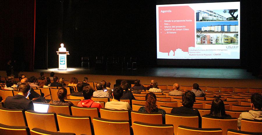 Balance final positivo de la actuación del proyecto CITyFiED en Torrelago