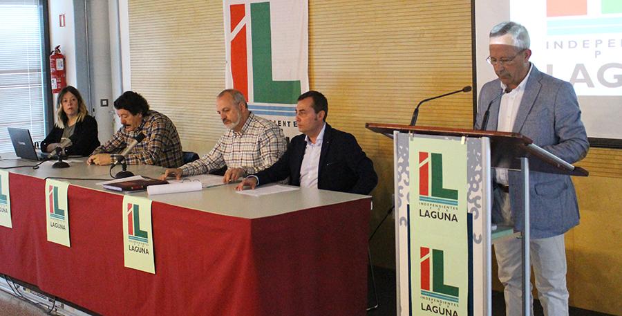 Román Rodríguez repite como candidato a la alcaldía