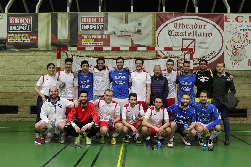 """""""Talleres Eurolid"""" se impone en el Torneo de Fútbol Sala de Carvaval a la""""Escuela Sonrisas"""""""