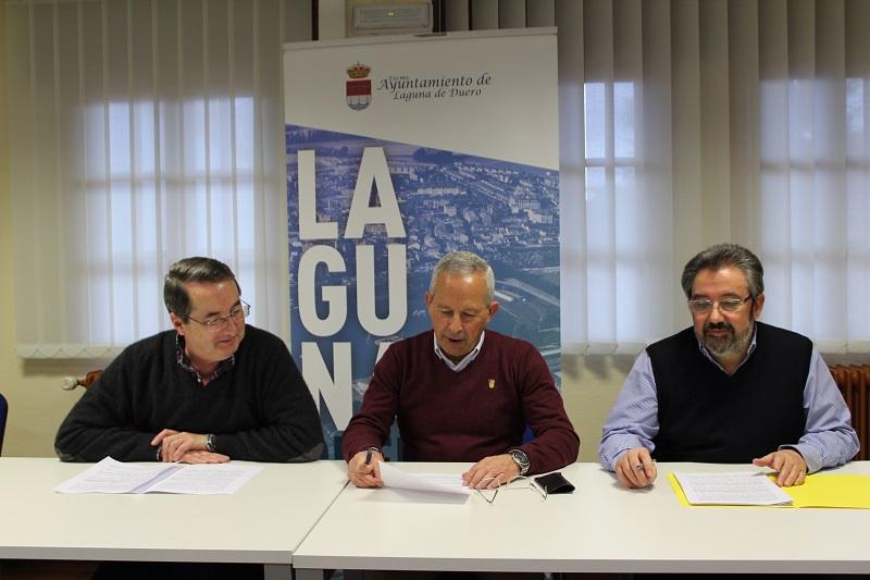 Laguna recibe dos subvenciones por importe de 800.000 euros