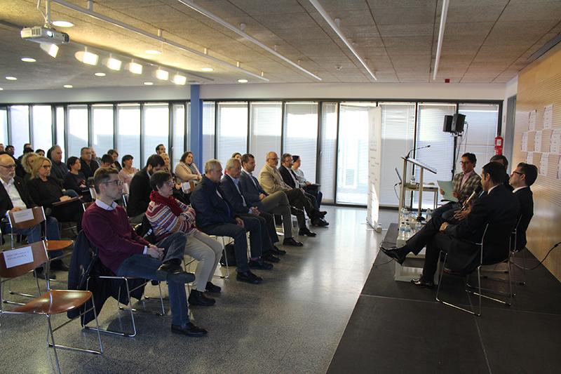 El mundo empresarial elige Laguna para hablar de Responsabilidad Social Corporativa