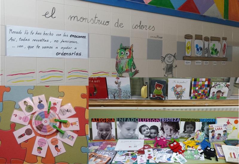 Aulas llenas de emoción en el CEIP Ntra. Sra. del Villar