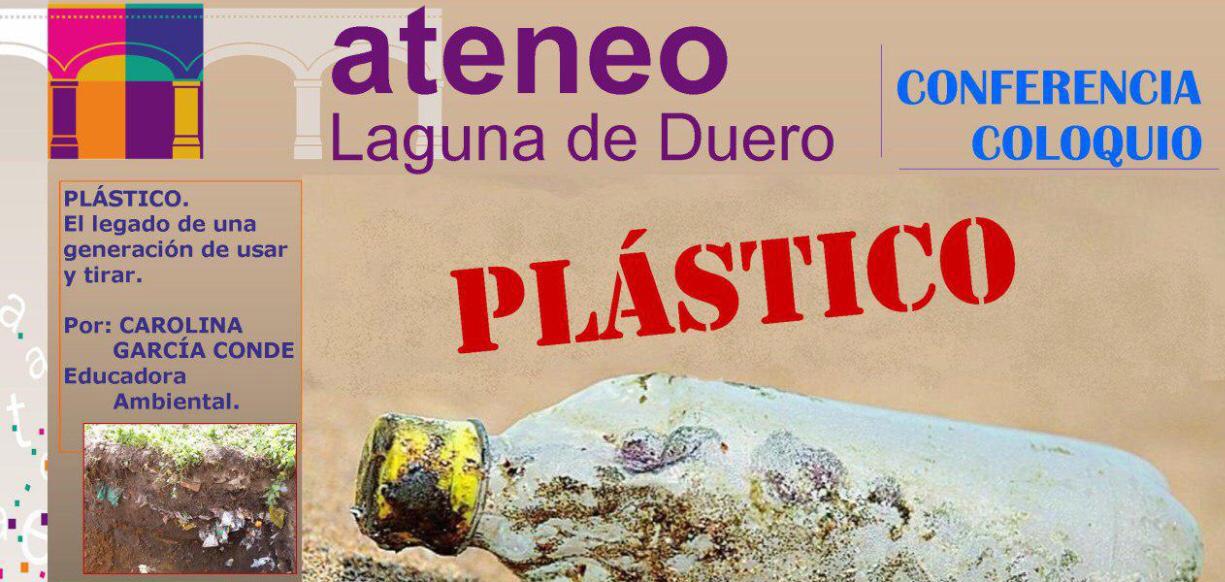 El Ateneo organiza una conferencia sobre el impacto ambiental del plástico