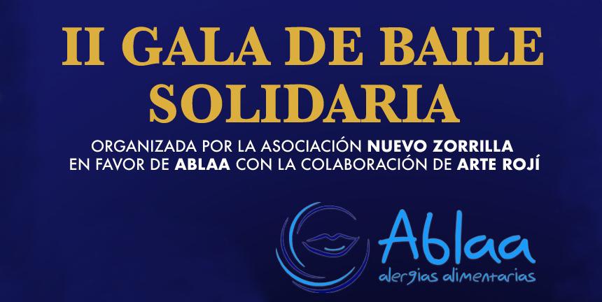 Laguna acoge una gala de baile solidaria en favor de los alérgicos alimentarios