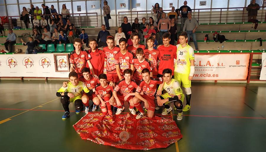 ElPozo, ganador del torneo nacional de fútbol sala