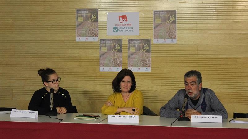 """María Sánchez: """"Hay que poner toda la carne en el asador para que el transporte metropolitano sea una realidad"""""""
