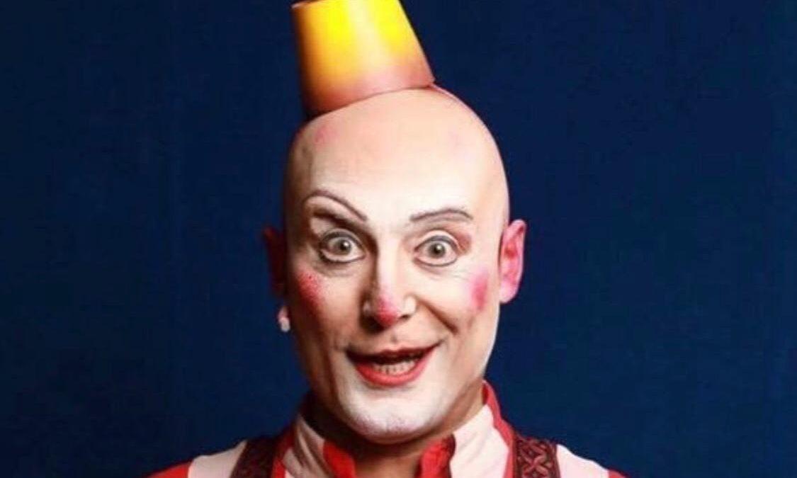 Miguel Berlanga, actor y Clown en el Cirque du Soleil, visita el CEIP Ntra. Sra. del Villar