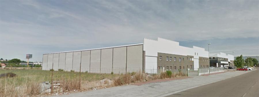 Una parcela, vendida por más de 200.000 euros en el Polígono de los Hoyales