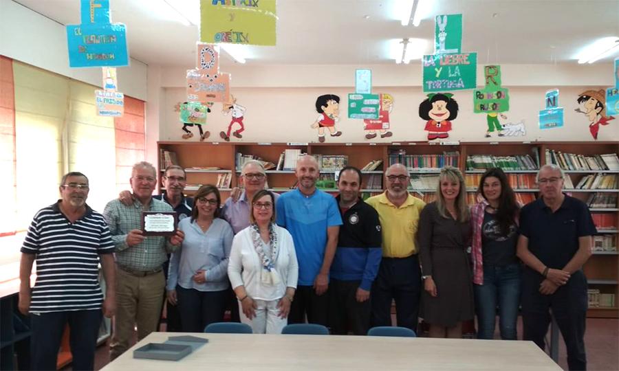 La asociación 'La Tanga', homenajeada por la difusión de los juegos tradicionales