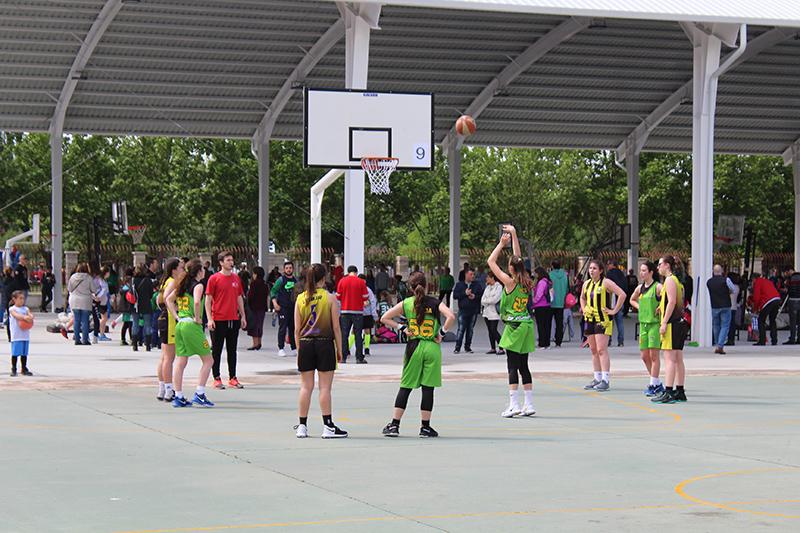 79 equipos participan en el Día del Baloncesto