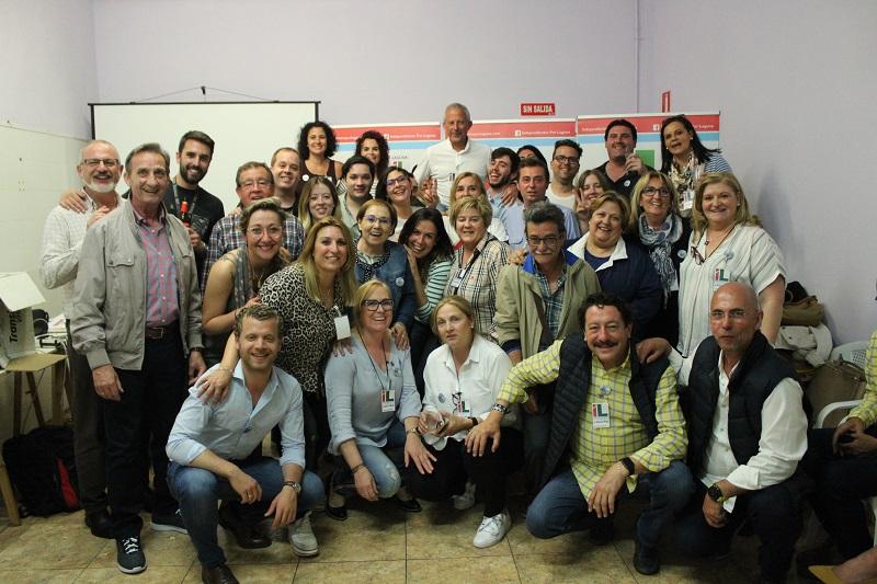 Independientes por Laguna gana las elecciones municipales en Laguna