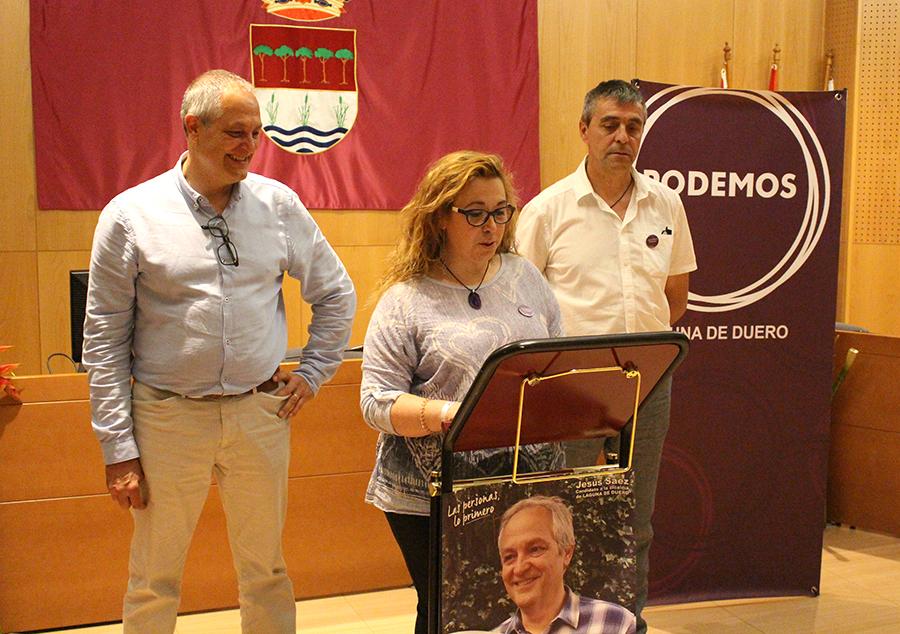 El Medio Ambiente, la transparencia y la accesibilidad, entre las prioridades de Podemos para Laguna