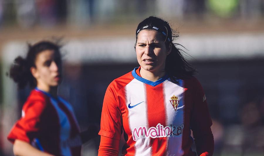 """""""El fútbol femenino está en auge, aunque aún nos queda mucho por hacer"""""""