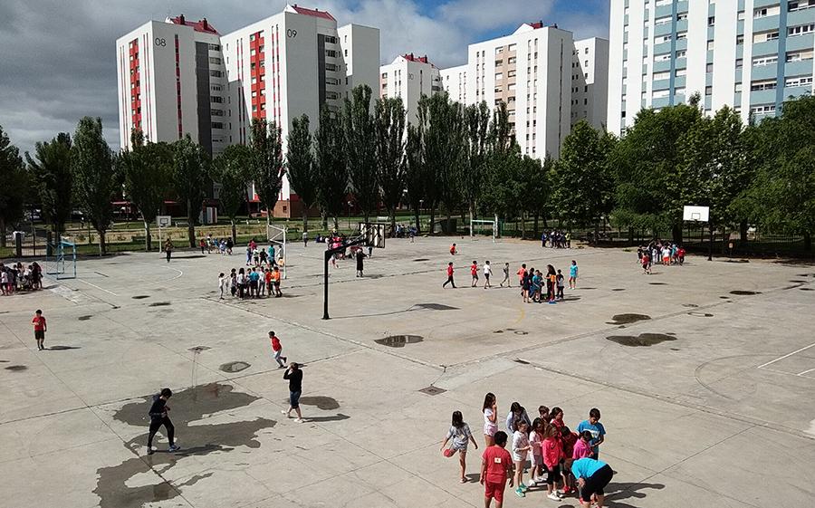 Alumnos del CEIP Miguel Hernández serán trasladados temporalmente al Cascajo con motivo de las obras del centro