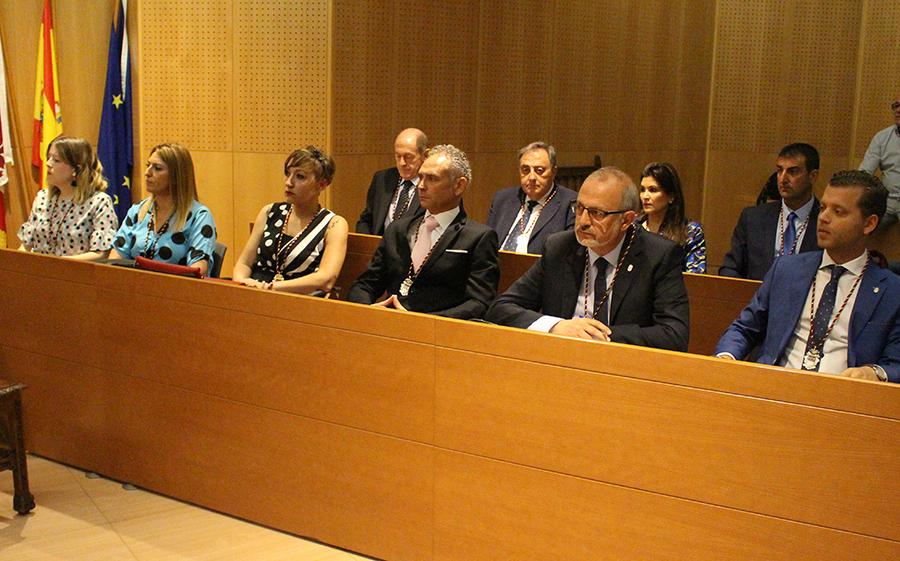 IL , PP y CS se repartirán once concejalías y tres delegaciones de área