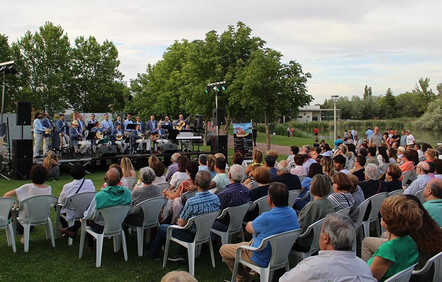 El concierto de 'Dos Orillas' abre el ciclo de actuaciones de la Fiesta de la Música