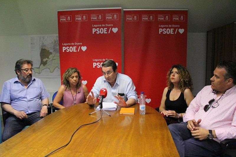 El PSOE de Valladolid propone a Juan José Tomás-Biosca como senador por Castilla y León