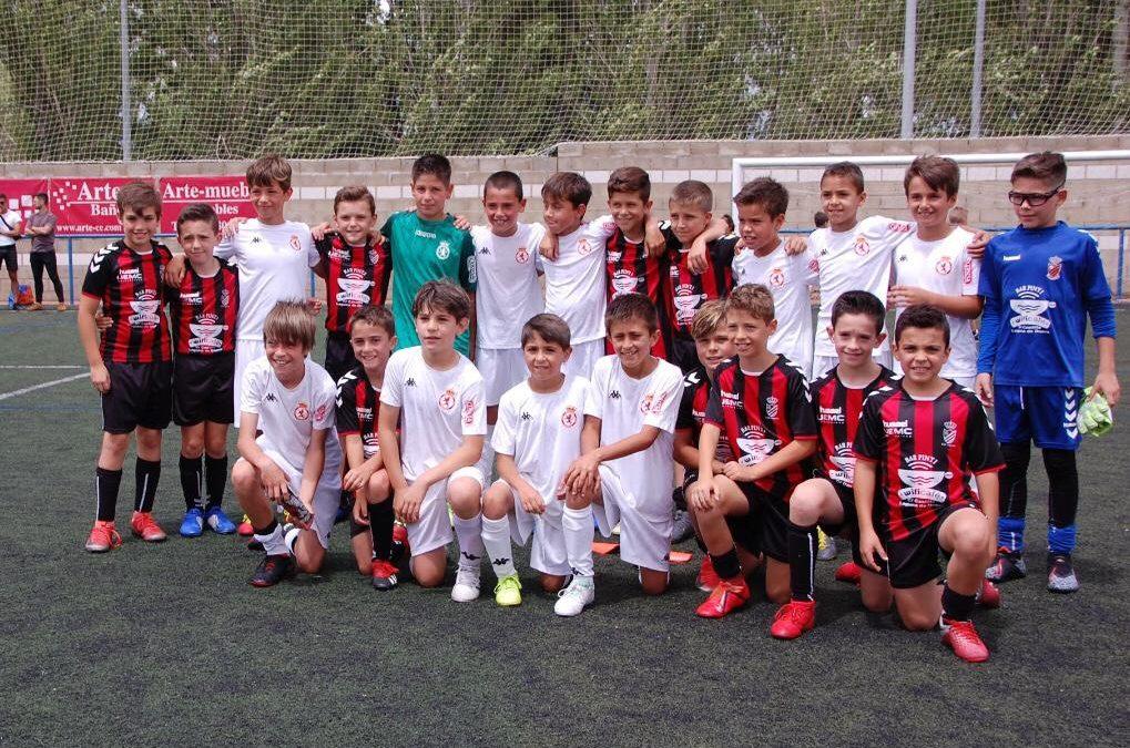 El C.D. Laguna Benjamín termina subcampeón regional
