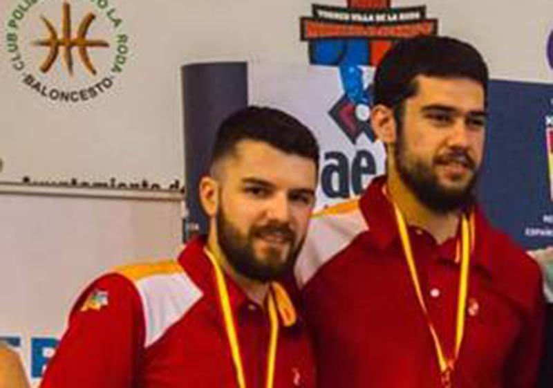 Rubén Sáez y Alfonso Agüera, subcampeones de España en Defensa Personal en Albacete