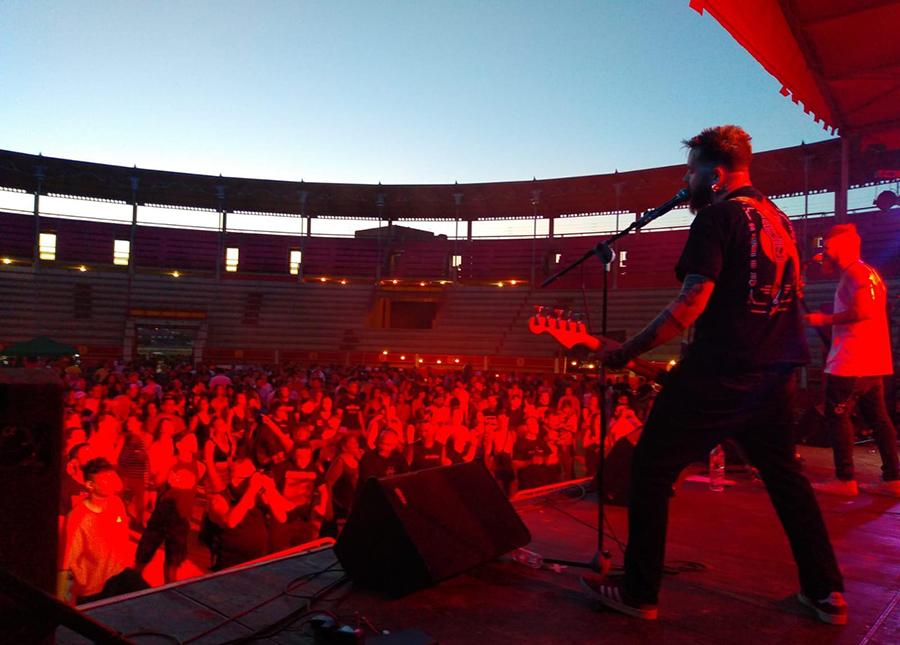 Éxito en la segunda edición del festival Laguna de DueRock