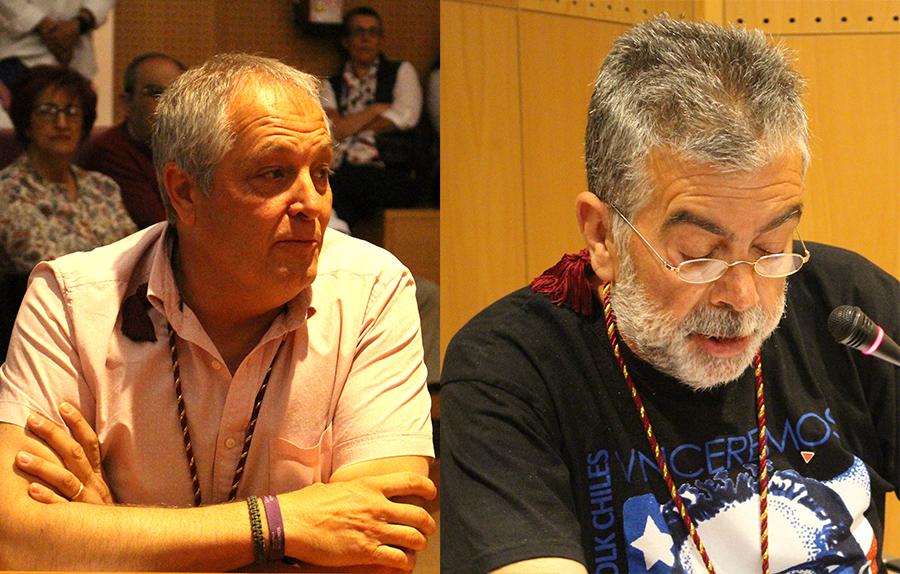 IU y Podemos suman fuerzas constituyendo un grupo municipal conjunto