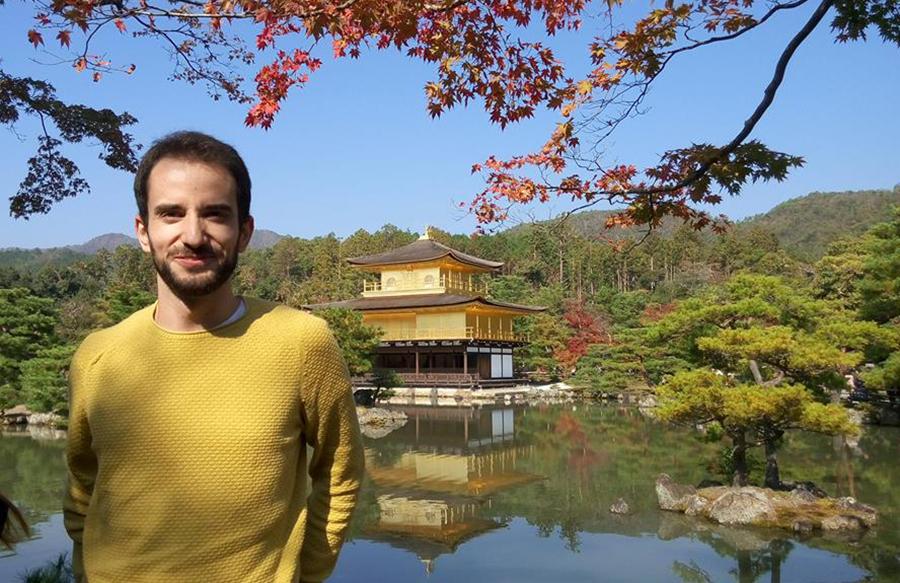 """""""Me gustaría labrarme un futuro en Kyoto porque es una ciudad maravillosa y muy acogedora"""""""
