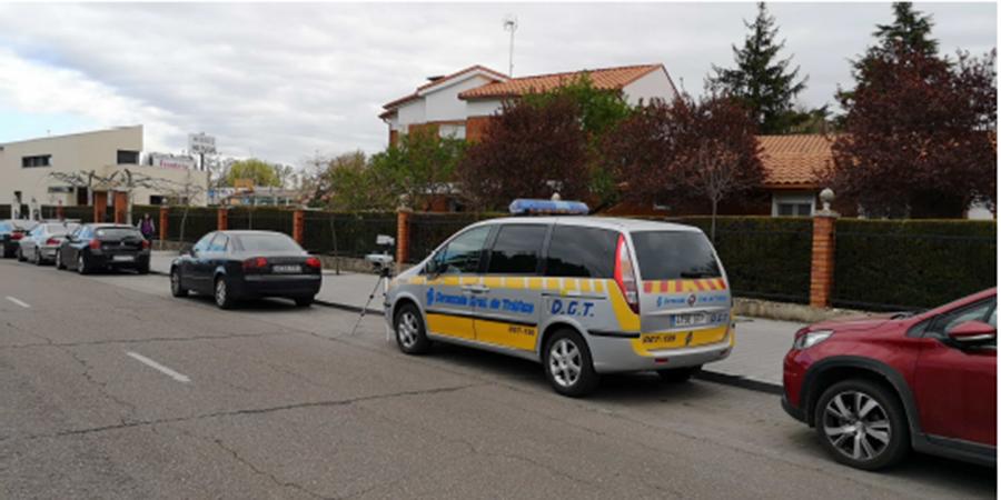 La Policía Local levanta veintisiete sanciones por exceso de velocidad