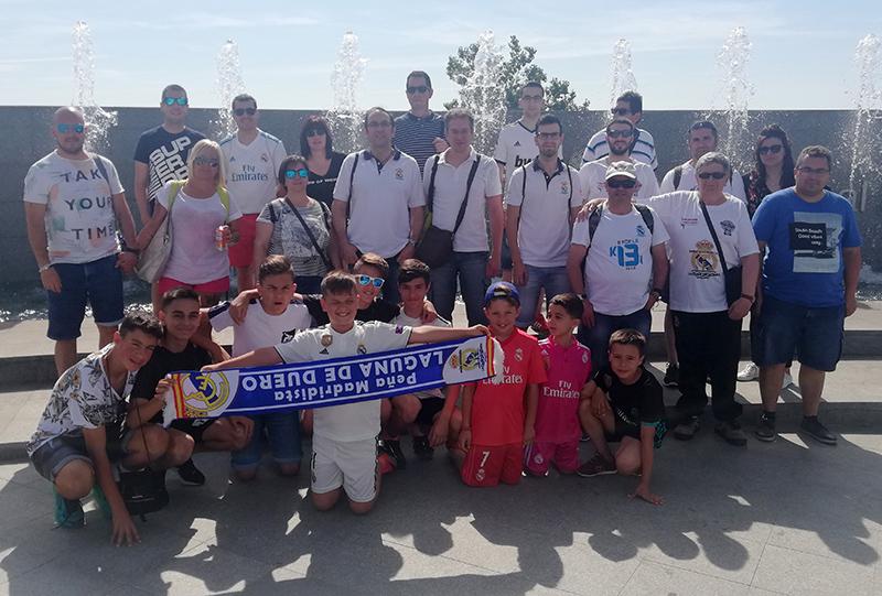 La Peña Madridista celebrará su segundo aniversario con un vermut con veteranos