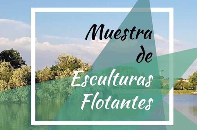 Laguna de Duero contará con una muestra de esculturas flotantes en el Lago
